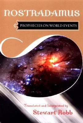 Prophecies on World Events   2003 9780871401823 Front Cover