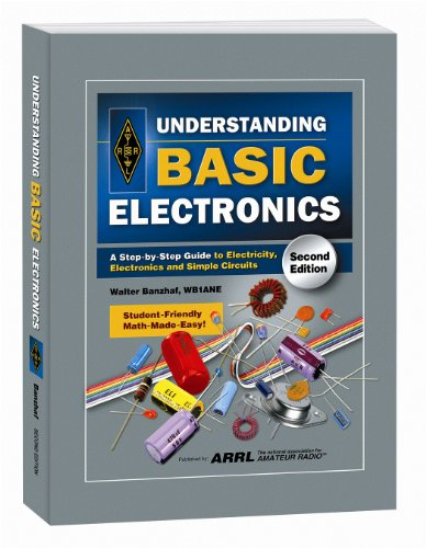 Understanding Basic Electronics:  2010 edition cover