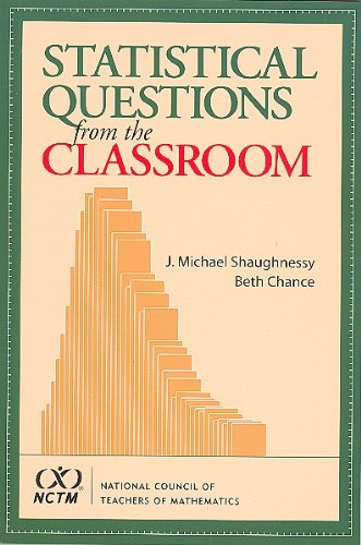 Statistical Questions from the Classroom   2005 edition cover