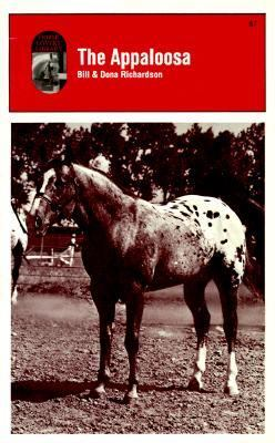Appaloosa Horse N/A 9780879801823 Front Cover