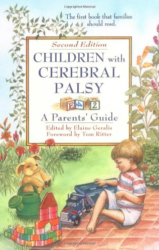 Children with Cerebral Palsy A Parents' Guide 2nd 1998 edition cover