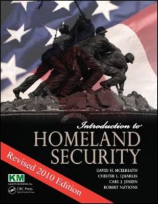 Introduction to Homeland Security   2009 9780982365823 Front Cover