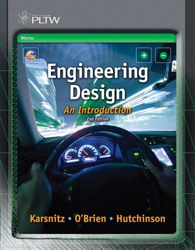 Engineering Design An Introduction 2nd 2013 edition cover