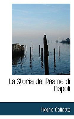 Storia Del Reame Di Napoli  N/A 9781116653823 Front Cover