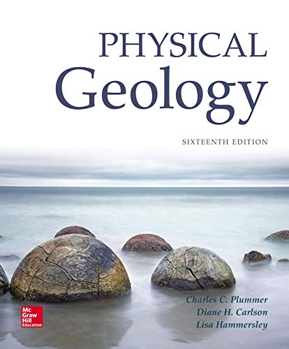 PHYSICAL GEOLOGY                        N/A 9781259916823 Front Cover