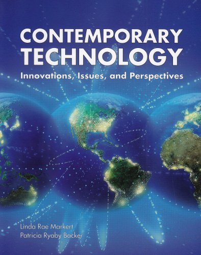 Contemporary Technology Innovations, Issues, and Perspectives  2003 edition cover