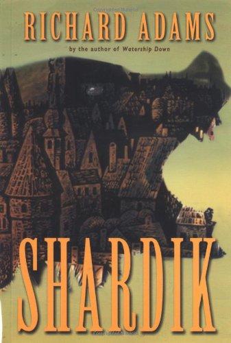 Shardik   2002 edition cover