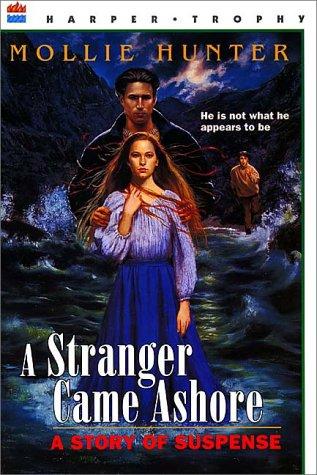 Stranger Came Ashore  N/A edition cover