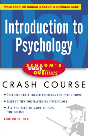 Introduction to Psychology   2003 edition cover