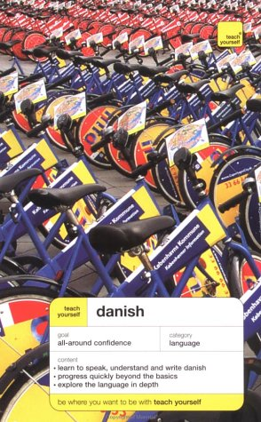 Teach Yourself Danish Complete Course  3rd 2003 9780071413824 Front Cover