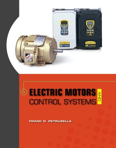 Electric Motors and Control Systems   2010 edition cover