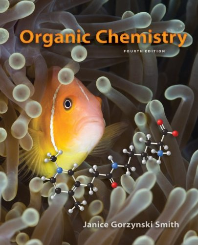 Study Guide/Solutions Manual for Organic Chemistry 4th 2013 edition cover