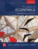Principles of Economics: A Streamlined Approach  2016 9780078021824 Front Cover