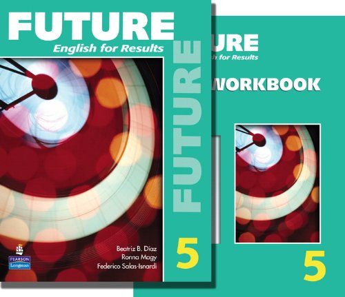 Future 5 Package Student Book (with Practice Plus CD-ROM) and Workbook  2010 edition cover