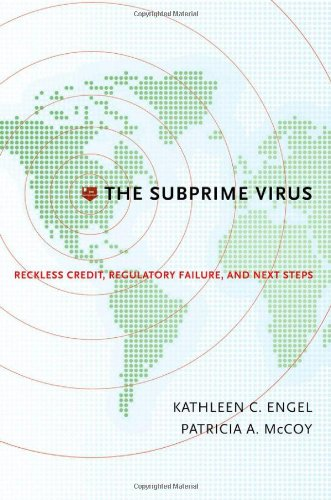 Subprime Virus Reckless Credit, Regulatory Failure, and Next Steps  2010 9780195388824 Front Cover
