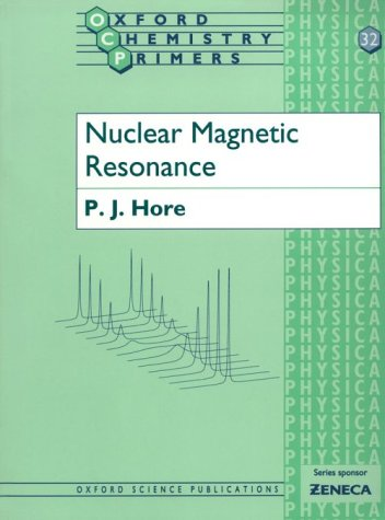 Nuclear Magnetic Resonance   1995 edition cover