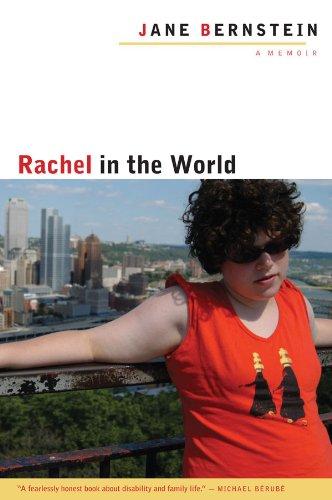 Rachel in the World A Memoir  2010 edition cover