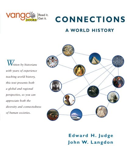 Connections A World History  2009 edition cover