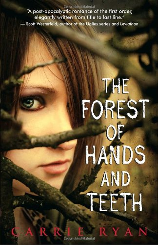 Forest of Hands and Teeth  N/A 9780385736824 Front Cover