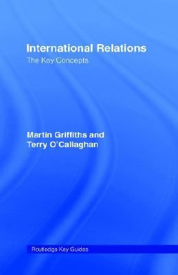 International Relations The Key Concepts  2002 edition cover