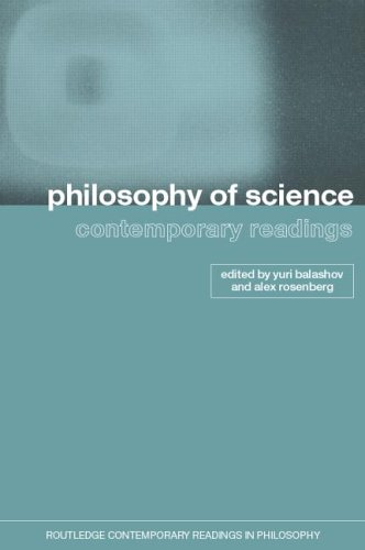 Philosophy of Science Contemporary Readings  2001 edition cover