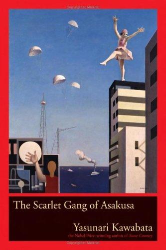 Scarlet Gang of Asakusa   2005 edition cover
