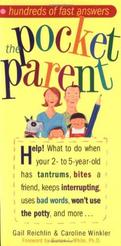 Pocket Parent   2001 edition cover
