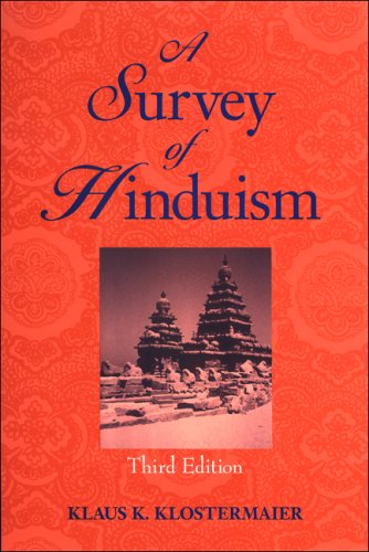 Survey of Hinduism  3rd 2007 edition cover
