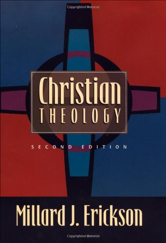 Christian Theology  2nd 1998 (Reprint) edition cover