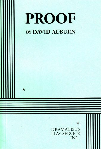 Proof   2001 edition cover