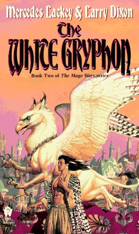 White Gryphon   1995 9780886776824 Front Cover