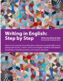 Writing in English   2013 edition cover
