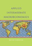 Applied Intermediate Macroeconomics   2014 9781107436824 Front Cover