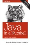 Java in a Nutshell  6th 2014 edition cover
