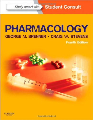 Pharmacology  4th 2013 edition cover