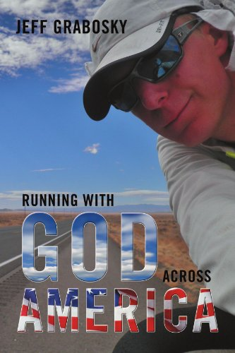 Running With God Across America:   2012 edition cover