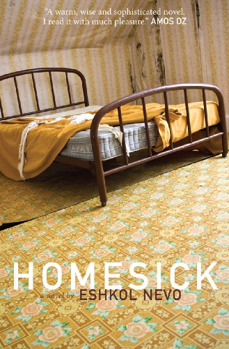 Homesick   2010 edition cover