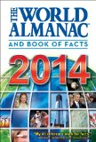 World Almanac and Book of Facts 2014  N/A edition cover