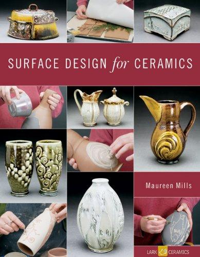 Surface Design for Ceramics   2011 edition cover