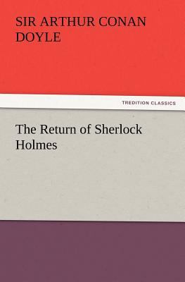 Return of Sherlock Holmes  N/A 9783842436824 Front Cover