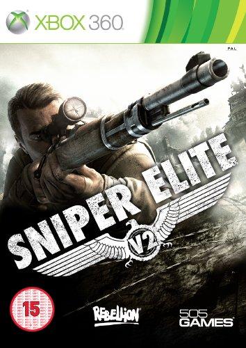 Sniper Elite V2 (Xbox 360) Xbox 360 artwork