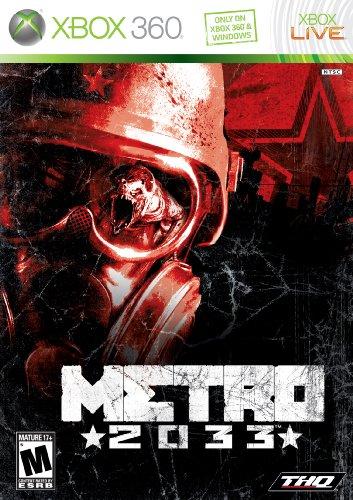 Metro 2033 - Xbox 360 Xbox 360 artwork