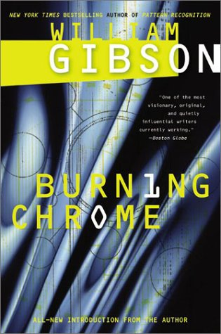 Burning Chrome   2003 edition cover