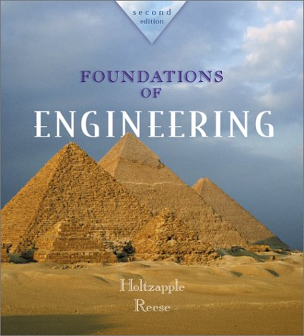 Foundations of Engineering  2nd 2003 (Revised) edition cover