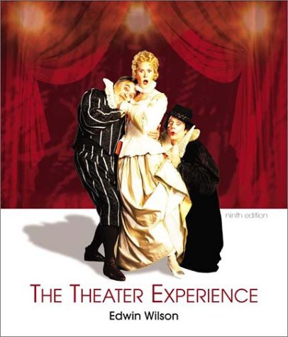 Theater Experience  9th 2003 edition cover