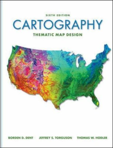 Cartography: Thematic Map Design  6th 2009 edition cover