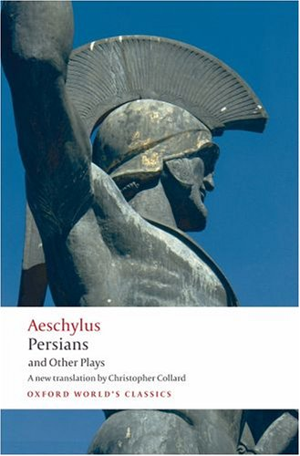 Persians and Other Plays   2009 edition cover