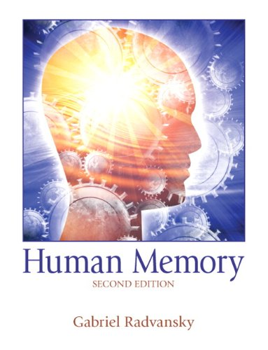 Human Memory  2nd 2011 (Revised) edition cover
