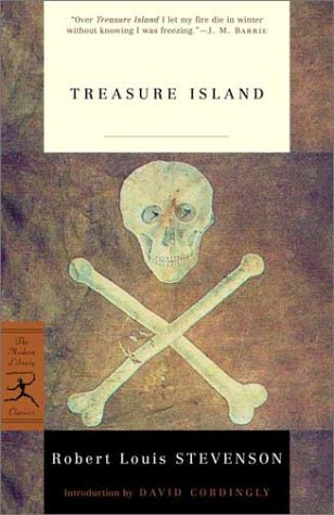 Treasure Island   2001 edition cover