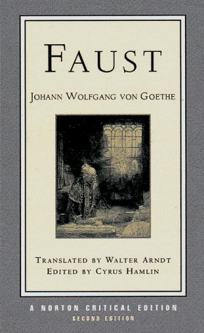 Faust  2nd 2001 edition cover